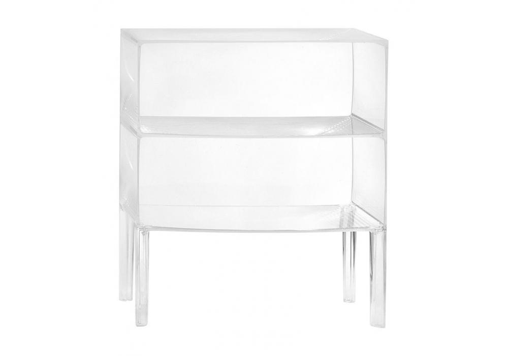 ghost buster table de chevet kartell milia shop. Black Bedroom Furniture Sets. Home Design Ideas