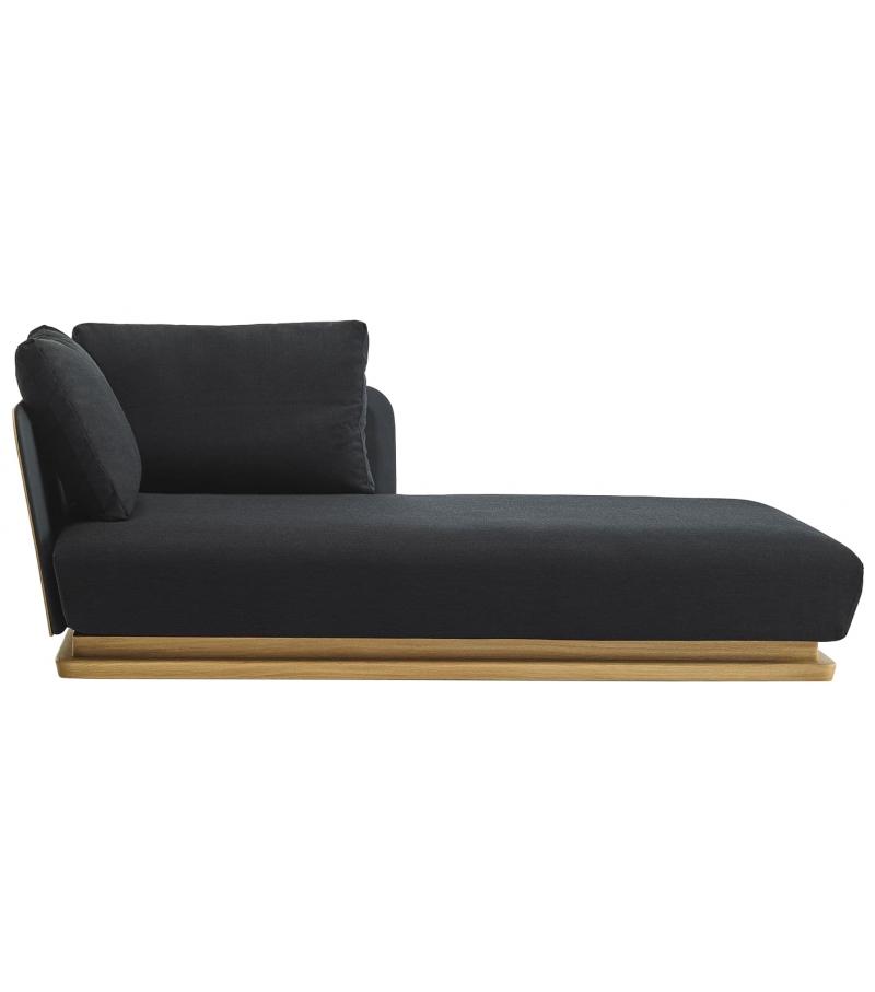 A cortese punt chaise longue milia shop - La chaise longue lampadaire ...