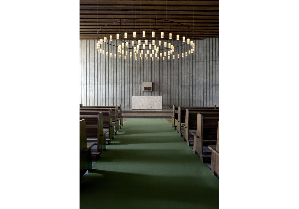 Cirio circular santa cole l mpara de suspensi n milia shop - Santa cole iluminacion ...