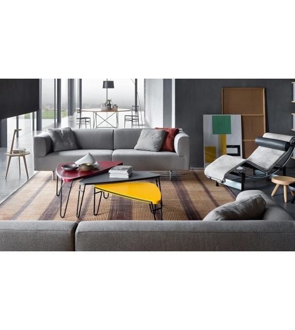 cassina met sofa. Black Bedroom Furniture Sets. Home Design Ideas