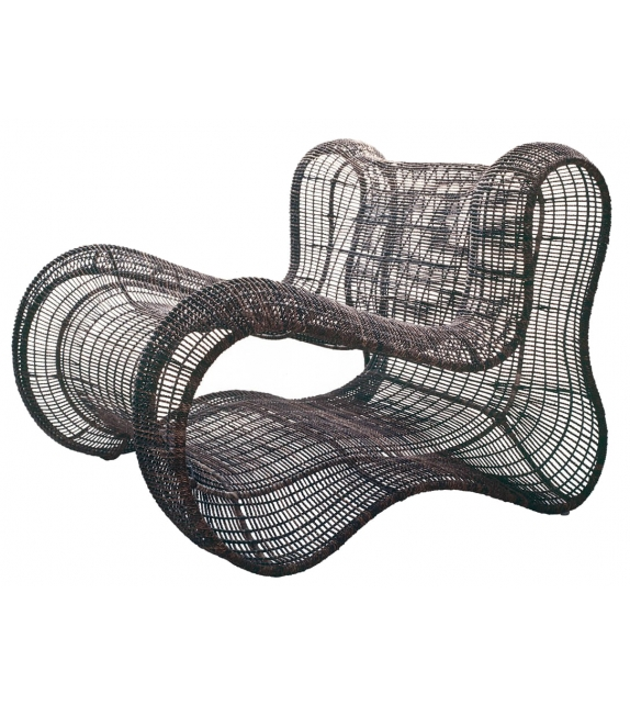 Pigalle Kenneth Cobonpue Poltroncina Outdoor