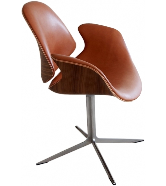Council Lounge Chair OneCollection Poltroncina