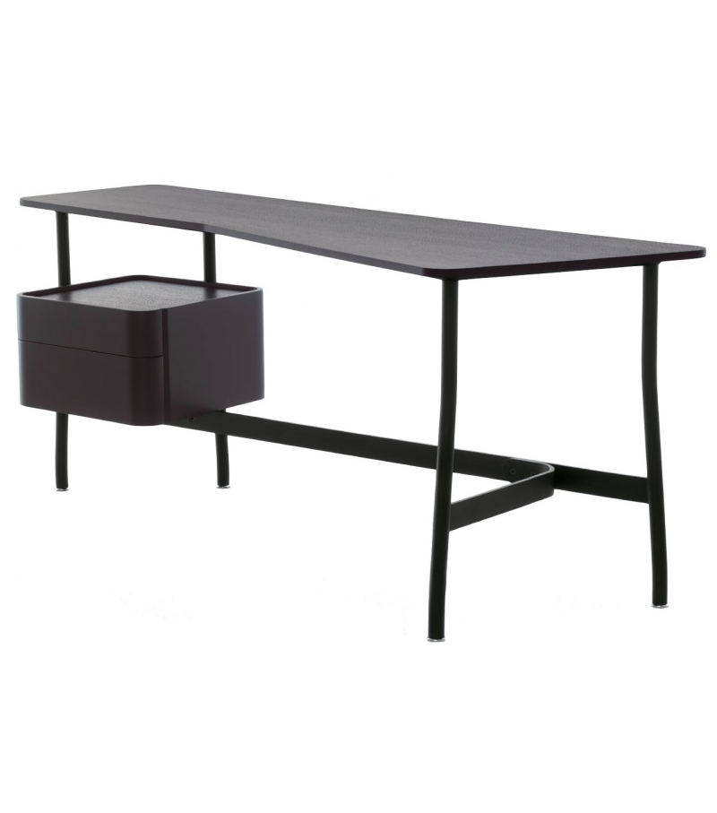 L40 Sled Cassina Wright Desk