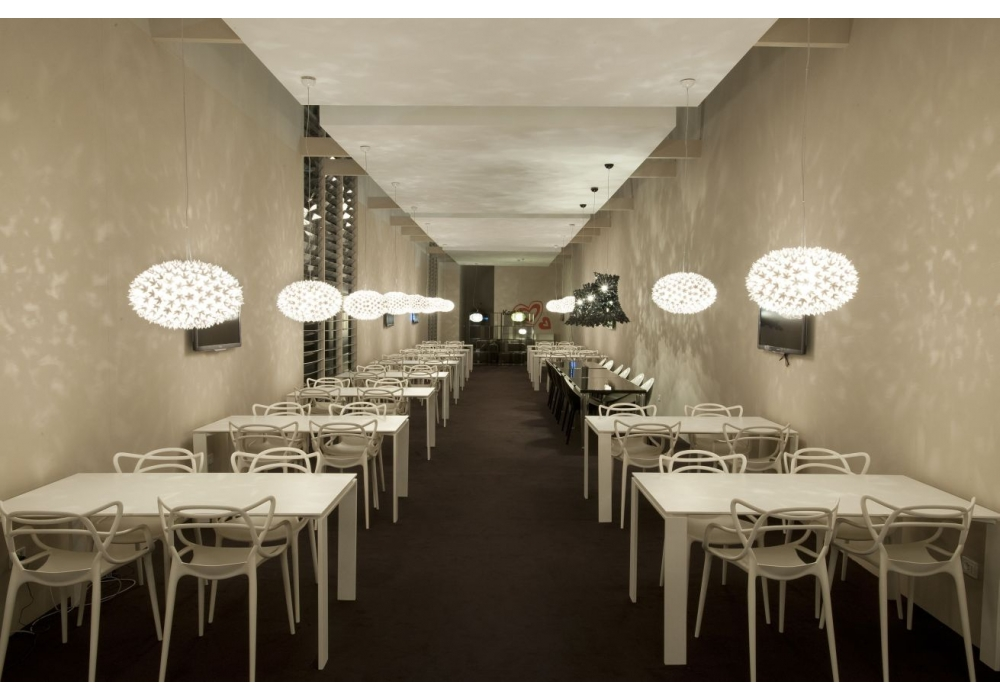 lampadario bloom kartell : Kartell - Bloom New suspension - Milia Shop
