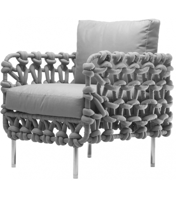 Cabaret Kenneth Cobonpue Outdoor Easy Armchair
