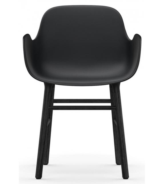 form chaise avec pieds en bois normann copenhagen milia shop. Black Bedroom Furniture Sets. Home Design Ideas