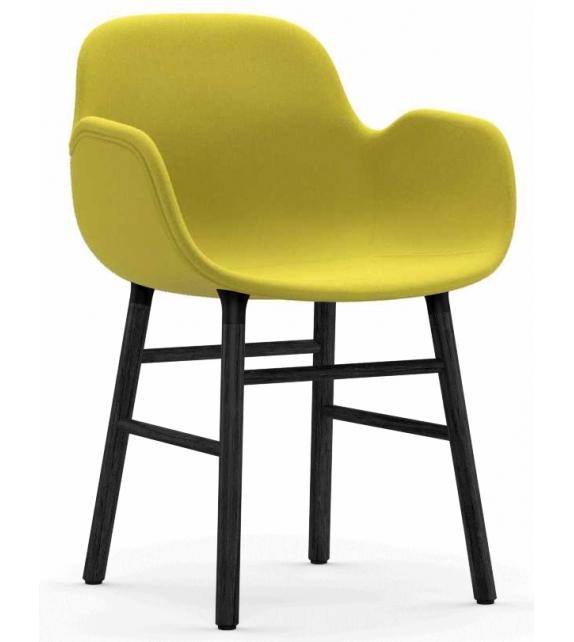 Form Normann Copenhagen Upholstered Armchair