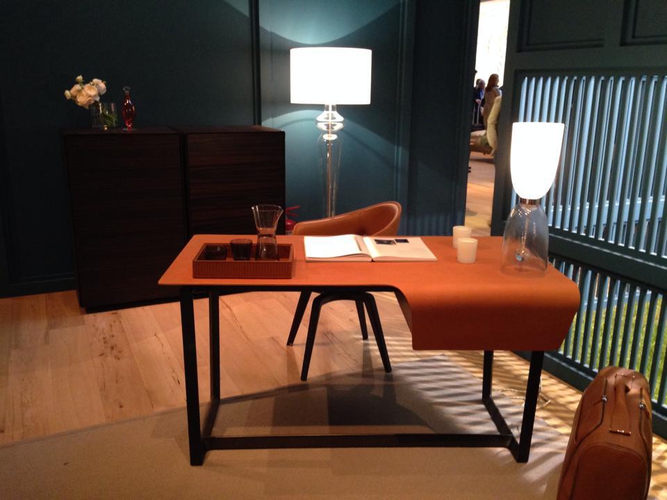 Salone del mobile 2014 - Poltrona Frau
