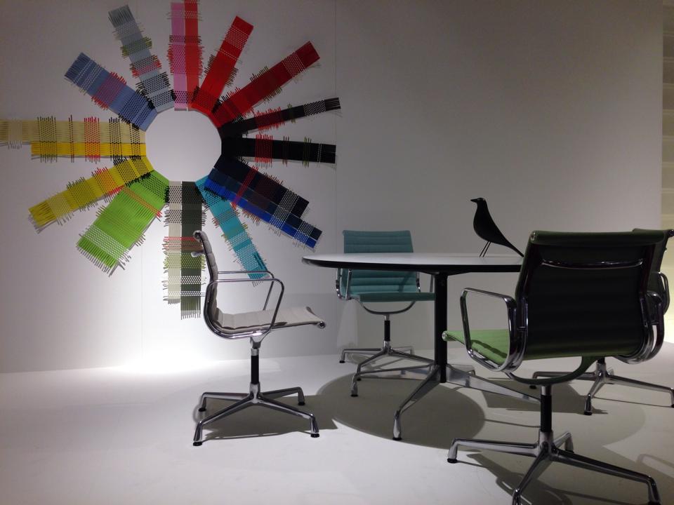 Salone del mobile 2014 - Vitra