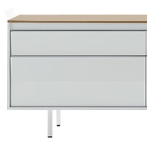 With 2 drawers