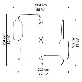 BT003_ 224 x 204 cm