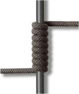 Aluminium graphite + corde grise_ 37.R12T