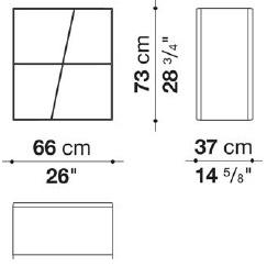 SL66_1_ 66 x 37 x H 73 cm