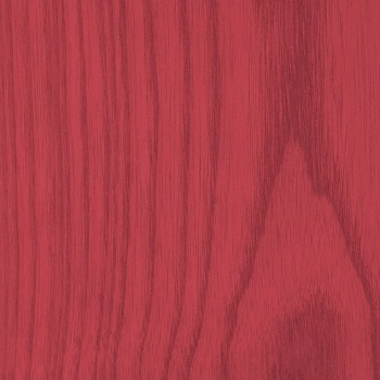 Red stained ashwood