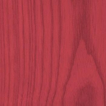 Rot gebeizter Eiche