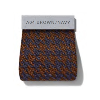 Square_ A04 Brown - Navy