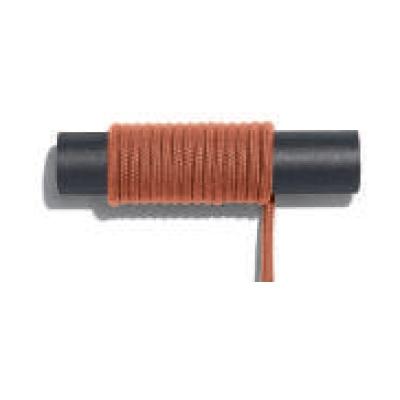 Smoke metal - cord orange