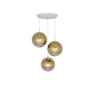 Mirror Ball 40_ Oro