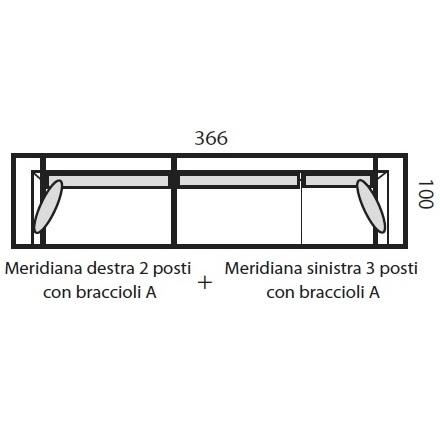 Exclusif 03_ 366 x 100 cm
