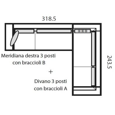 Exclusif 04_ 318.5 x 243 .5 cm