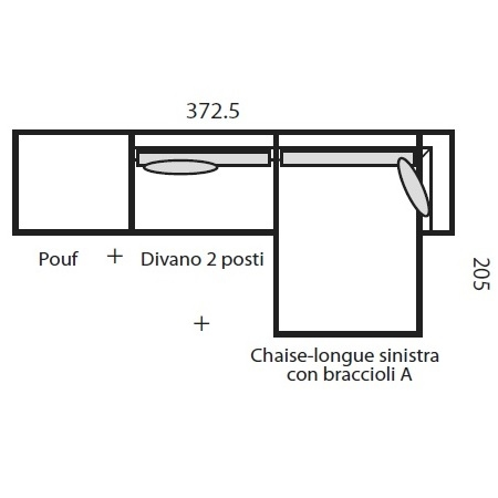 Exclusif 08_ 372.5 x 205 cm