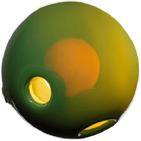 Undurchsichtig _Grün_6