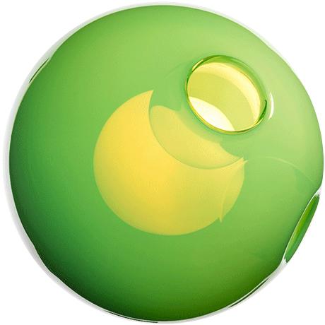 Undurchsichtig _Grün_5
