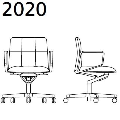 2020_ 78x78xH 88–97 - réglable en hauteur