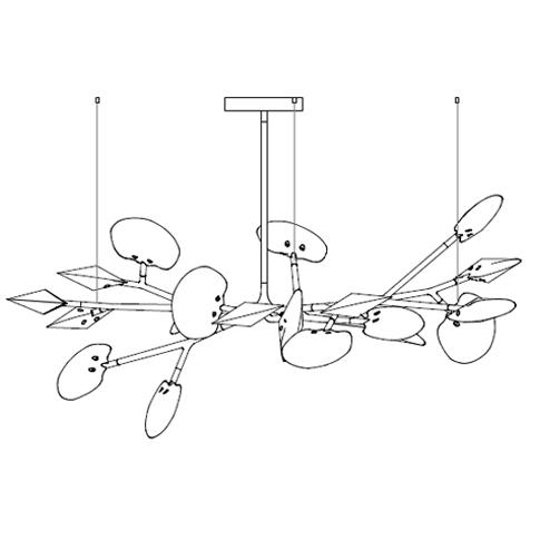 16.19a.1  Ø25 cm ( Armature )