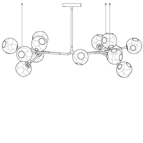 38.13Va.1 Ø25 cm ( Armature )