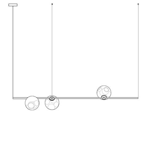 38.3V Ø11,6 x L 1,80 cm ( Stem Horizontal )