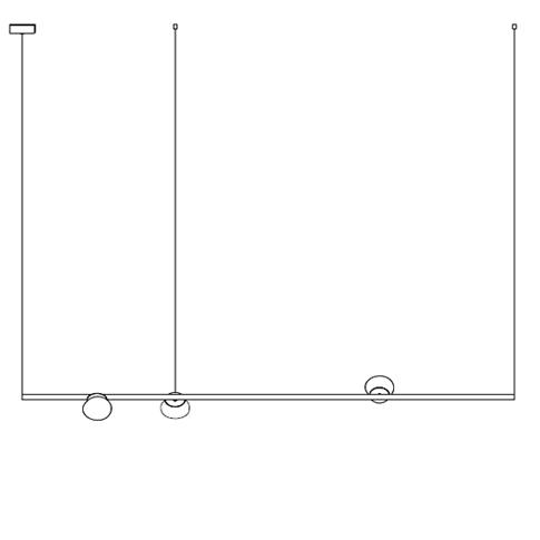 84.3V Ø11,6 H 1,80 cm ( Stem  Horizontal )