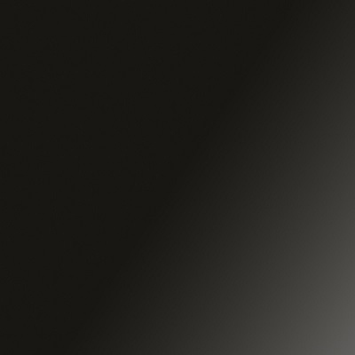 Ceramilux negro brillante / Pintado negro brillante X061