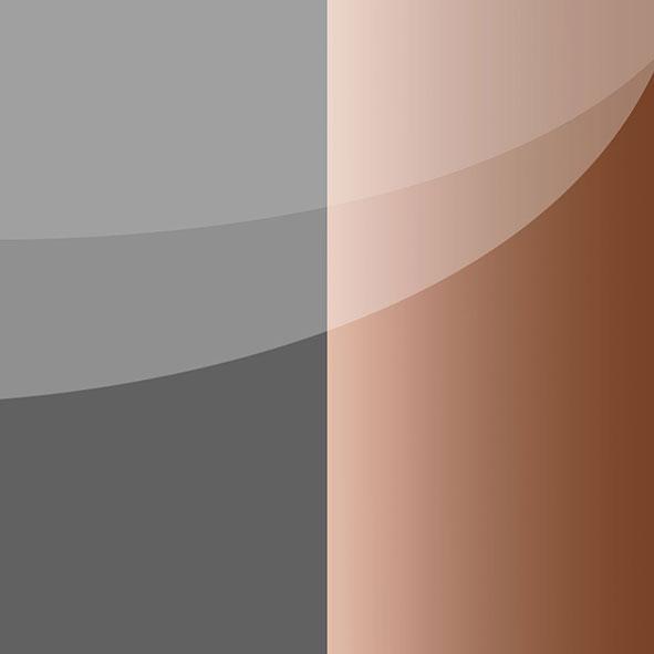 Grau-Bronze