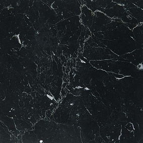black Marquina marble polished