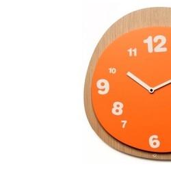 Helles Holz / orange