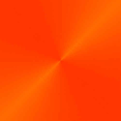 orange reflektierende