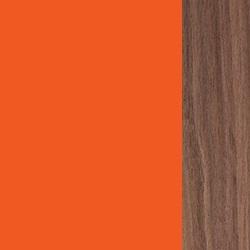 10 rosso aranciato-rovere
