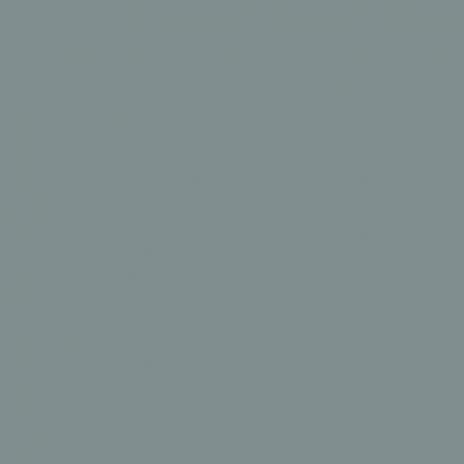 Verre bleu milieu