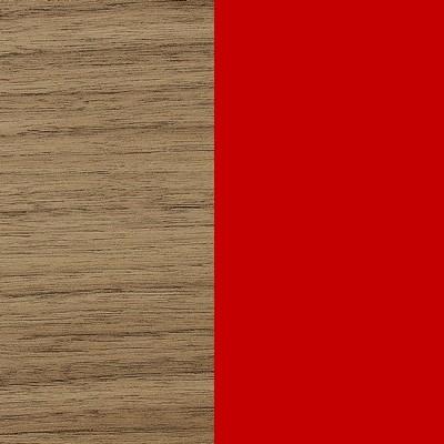 Nogal americano / rojo