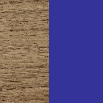 Nogal americano / azul