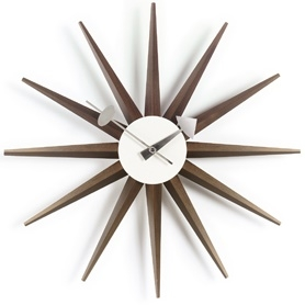 Sunburst Clock_ Noce
