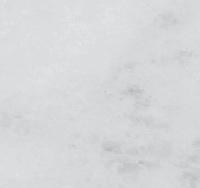 Marmo bianco rullato