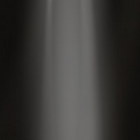 Black chromed aluminium