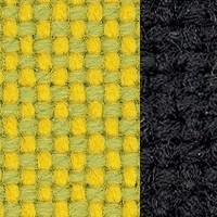 Hopsak_71 yellow-pastel green / 66 Black