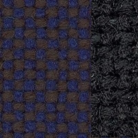 Hopsak_75 dark blue-moor brown / 66 Black