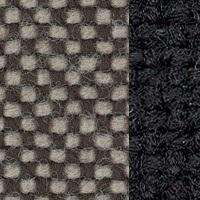 Hopsak_80 warmgrey/moor brown / 66 Black