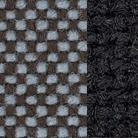 Hopsak_82 ice blue-moor brown / 66 Black
