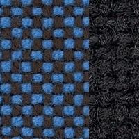 Hopsak_84 blue-moor brown / 66 Black