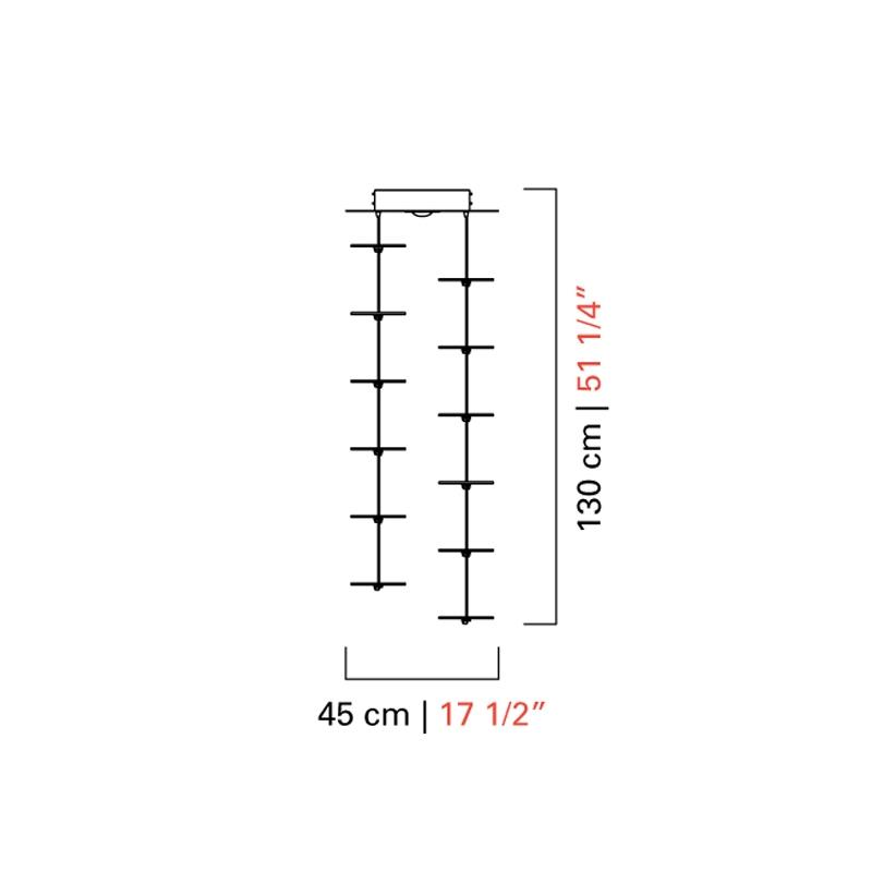 7125 _ ø 45 x H 128 cm